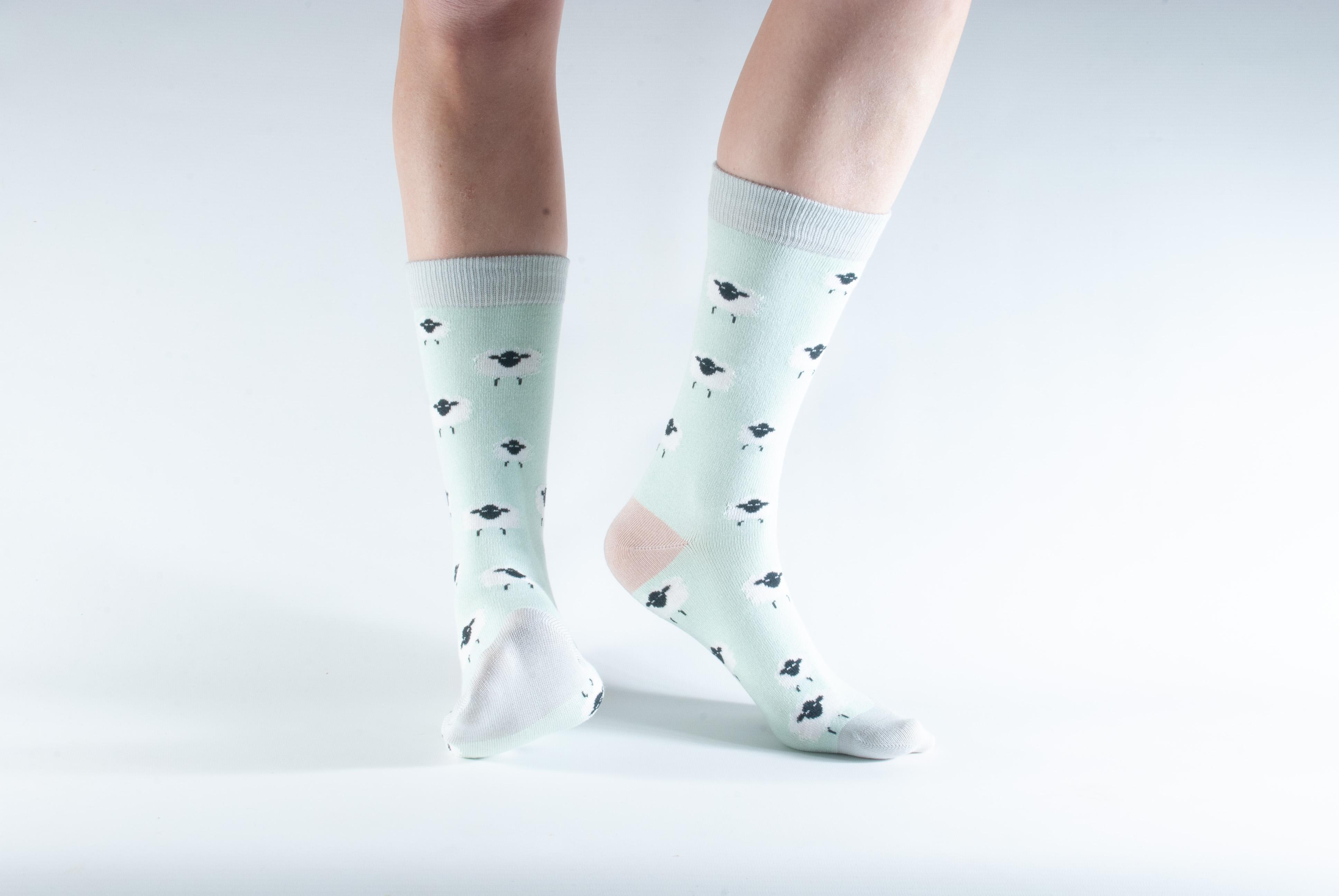 An image relating to Doris & Dude socks